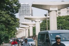 Nguy cơ thiệt hại hàng chục triệu USD tại dự án đường sắt Nhổn-ga Hà Nội