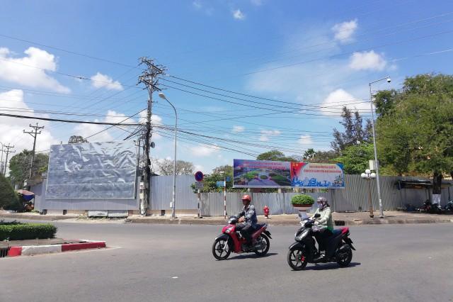 Bức xúc dự án Nguyễn Kim Bạc Liêu... chậm tiến độ trên