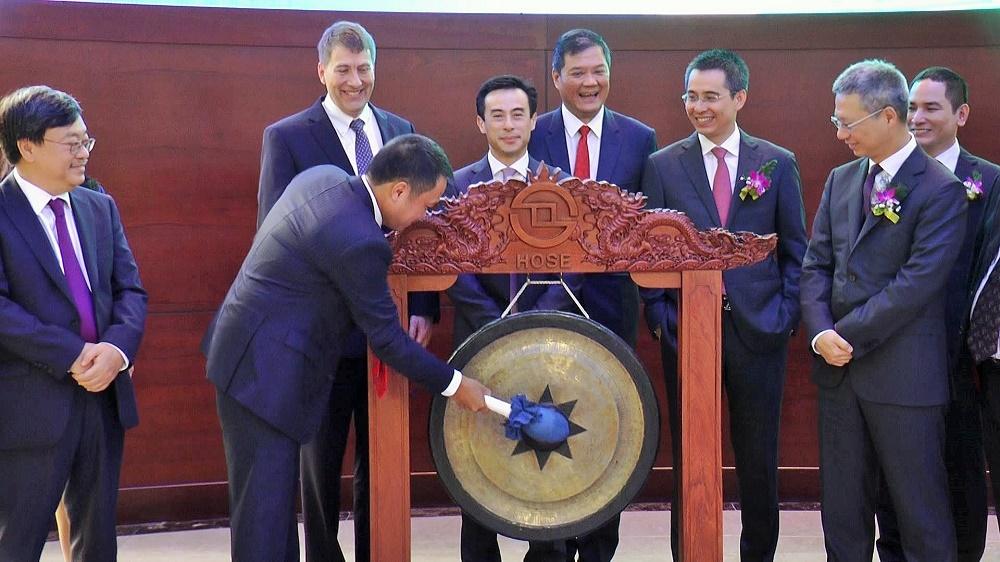 Hơn 1,16 tỷ cổ phiếu Techcombank chính thức
