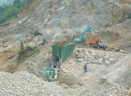 """Đề nghị điều chỉnh quy hoạch khai thác mỏ kẽm để """"cứu sống"""" doanh nghiệp"""