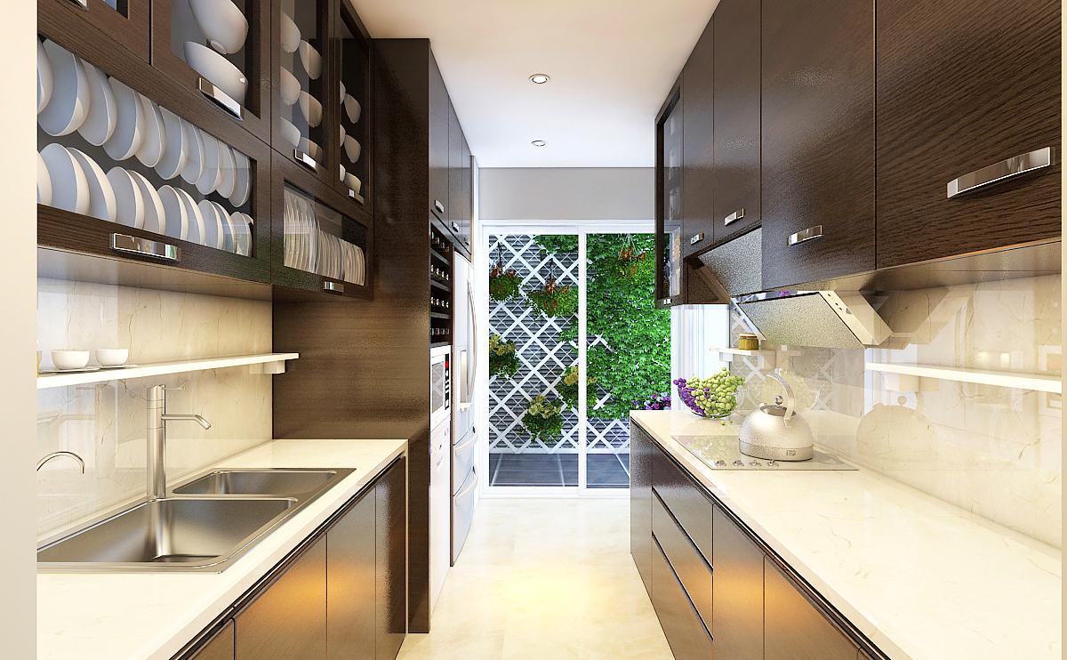 4 hiểu lầm chết người khi thiết kế nội thất khu bếp