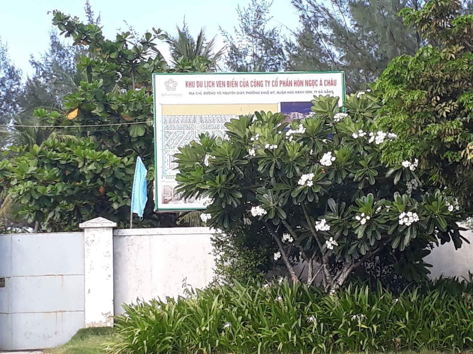 Đà Nẵng: Doanh nghiệp kêu cứu vì bị thu hồi dự án để mở lối xuống biển
