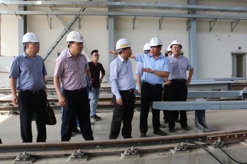 Yêu cầu khai thác tuyến đường sắt Cát Linh - Hà Đông vào tháng 12/2018