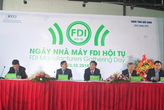 100 doanh nghiệp FDI tham gia kết nối tại Bắc Ninh