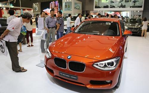Ôtô vào Việt Nam từ ASEAN vẫn tăng mạnh