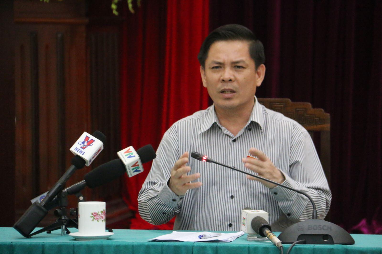Bộ trưởng Giao thông: Tôi xin chịu trách nhiệm vì sự yếu kém của ngành đường sắt
