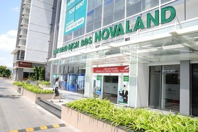 """""""Đại gia"""" Novaland góp thêm 760 tỷ đồng vào địa ốc Thành Nhơn"""