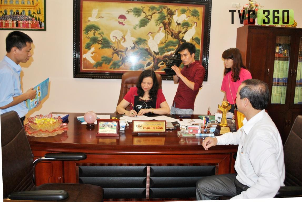 Công ty làm phim, video giới thiệu sản phẩm - TVC360