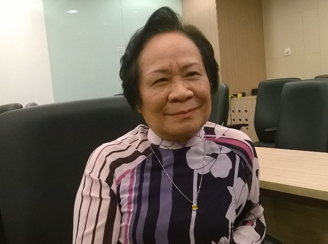 """""""Nữ tướng"""" Phạm Thị Việt Nga: Tôi"""