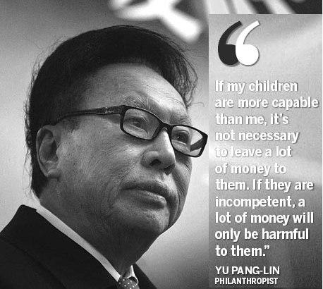 Tỷ phú Trung Quốc qua đời, dành trọn tài sản làm từ thiện
