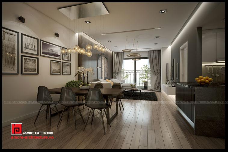 Tạo nên giá trị cho không gian sống với căn hộ Hòa Bình Green City