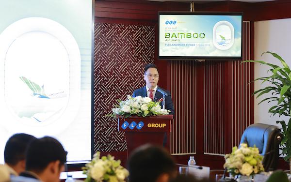 """Bamboo Airways: Cuối năm 2018 cất cánh, """"tham vọng"""" lãi ngay trong năm thứ 2"""