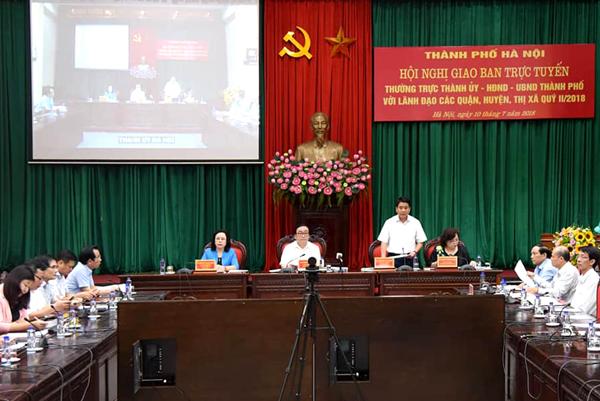 Chủ tịch Hà Nội: Chủ đầu tư vi phạm PCCC không được cấp phép dự án mới