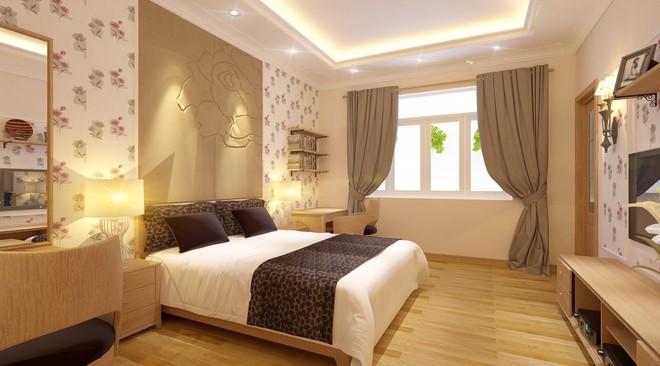 Đèn chiếu sáng và trang trí cho phòng ngủ