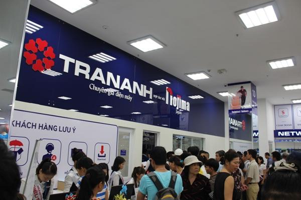 Lao đao vì lỗ, cổ phiếu Trần Anh bị đưa vào diện cảnh báo