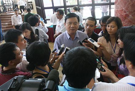 Bộ trưởng Thăng: Sẽ không lệ thuộc vào nhà thầu Trung Quốc