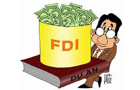Hơn 5,5 tỷ USD vốn FDI đăng ký vào Việt Nam 5 tháng đầu năm