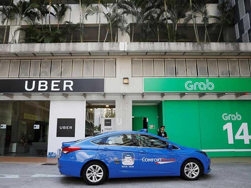 """Grab xin lùi thời gian báo cáo Bộ Công Thương thương vụ """"thâu tóm"""" Uber"""