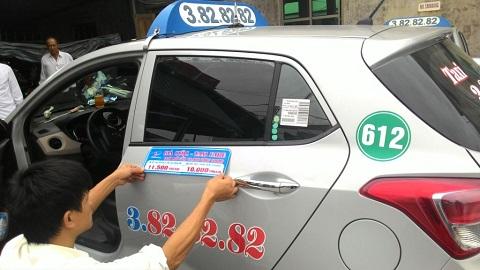 Hải Phòng: Taxi Đất Cảng giảm giá, khách chỉ mất 2000 đồng giá mở cửa