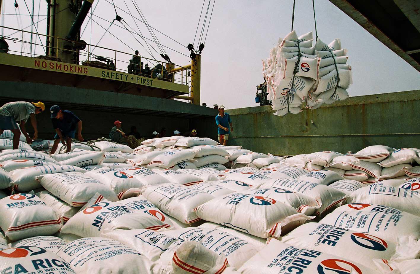 Indonesia mở thầu quốc tế nhập khẩu 500.000 tấn gạo