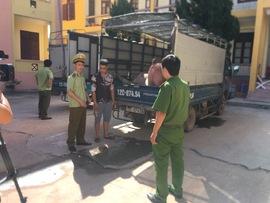 Hơn 3 tấn lợn Trung Quốc nhập lậu vào Việt Nam