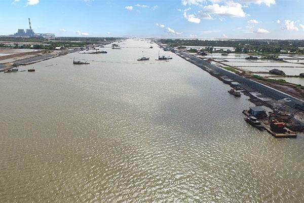 Sẽ dừng dự án nạo vét sông Hậu nếu phát hiện sự cố xói lở bất thường