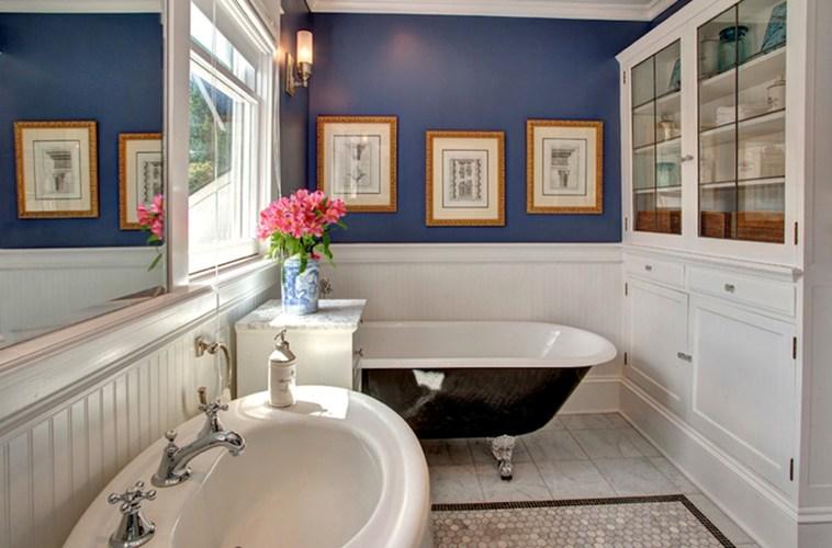 Những ý tưởng hay làm đẹp cho phòng tắm