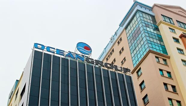 Ocean Group chỉ bán được 8 triệu cổ phiếu OCH