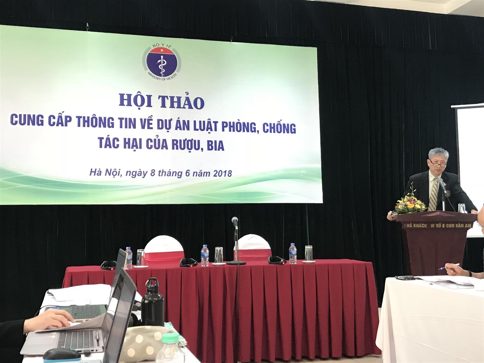 Việt Nam tiêu thụ rượu bia thứ 3 châu Á, cần tăng thuế để giảm tiêu thụ