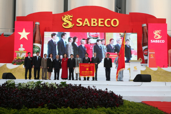 Sabeco bật lên sức mạnh nội lực trước vận hội mới