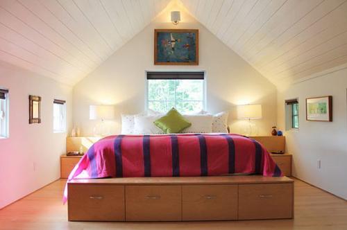 Thiết kế tủ quần áo cho phòng ngủ hẹp