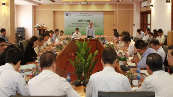 Thứ trưởng Bộ Tài chính: Rà soát, giảm tác động tiêu cực của VN30 lên thị trường