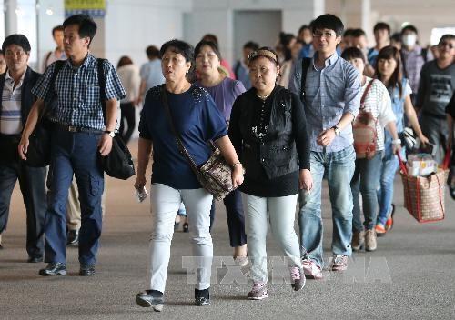 Khách du lịch Trung Quốc vào Việt Nam tăng 13,5%