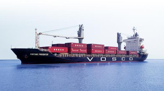 """Vận tải biển Nosco và Vosco """"đua nhau"""" báo lỗ"""