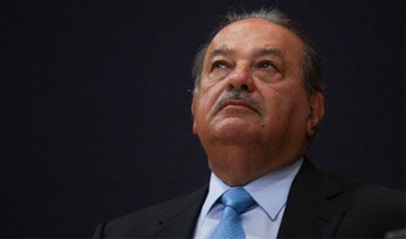 Tỷ phú Carlos Slim thiệt hại hàng tỷ USD vì vàng