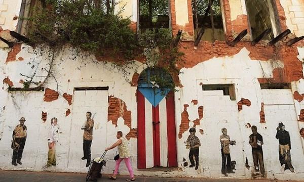 Sau Hy Lạp, đến Puerto Rico tuyên bố vỡ nợ.