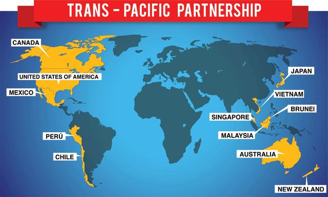 Vào TPP, mỗi năm GDP của Việt Nam tăng thêm 3,7 tỷ USD