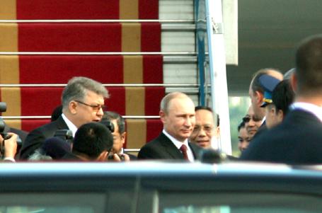 Toàn cảnh chuyến thăm Việt Nam của Tổng thống Nga Putin