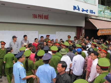 Vụ 194 phố Huế: Sáng nay bị cáo Trịnh Ngọc Chung chính thức bị đưa ra xét xử