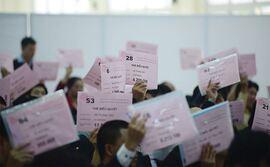 Doanh nghiệp họp Đại hội muộn, cổ đông có thể kiện